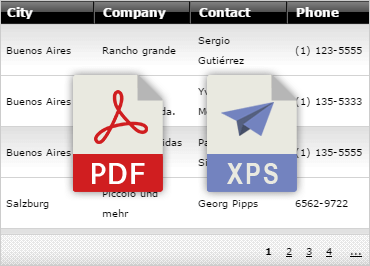 Choose from image, flash, or SVG for your charts output.