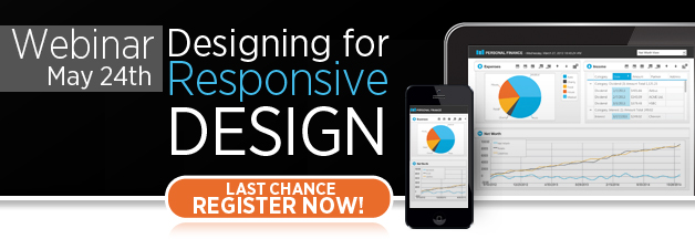 Designing for Responsive Design - Webinar