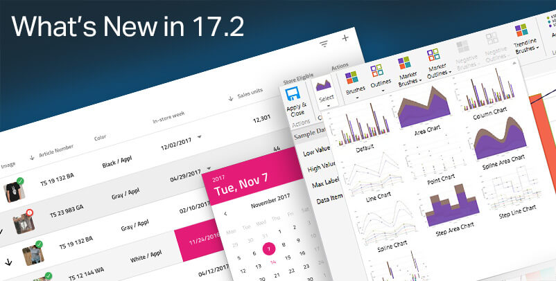 Write Fast, Run Fast with Infragistics Ultimate 17.2