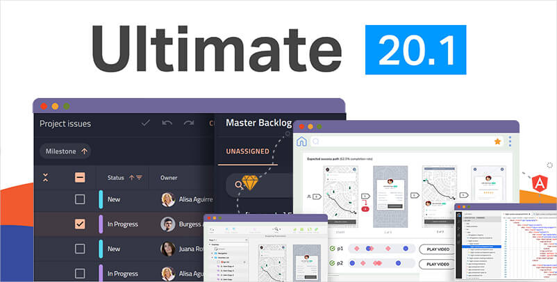 What's New for Ultimate 20.1