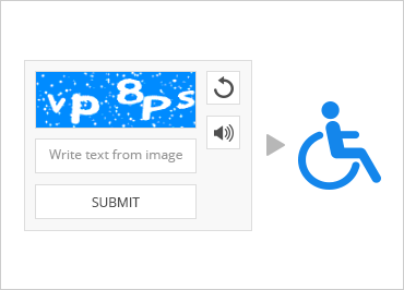 Captcha Component – ASP NET | Ultimate UI