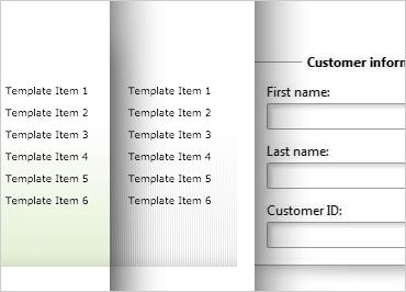 ASP.NET Group Box
