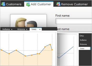 ASP.NET Tab