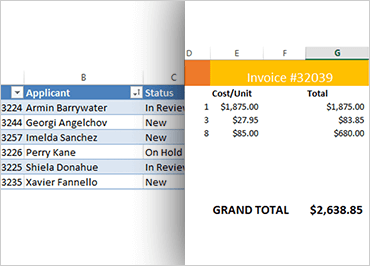 Excel Library Component - JavaScript/HTML5 \u0026 jQuery   Ignite UI