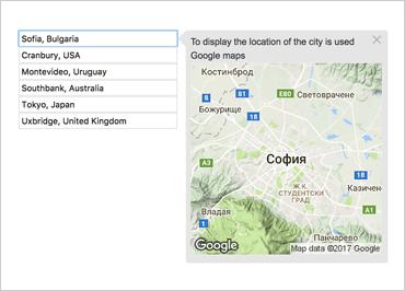 Popover Component - JavaScript/HTML5 & jQuery | Ignite UI