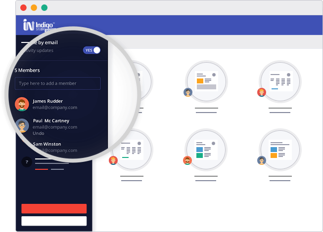Collaborate with group workspaces