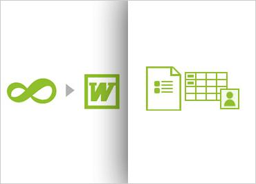 WinForms Word Framework