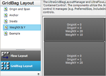 WinForms Layout Managers