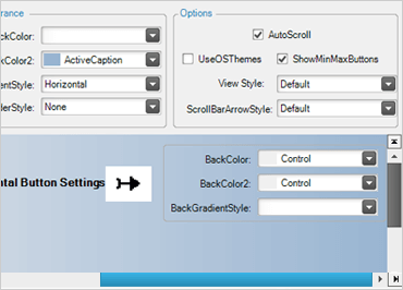 WinForms Panel Scrolling