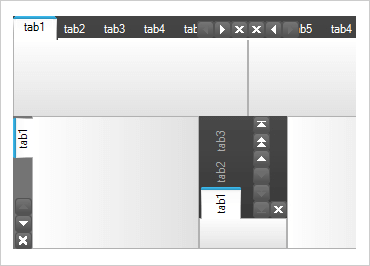 WinForms Tab Orientation Options