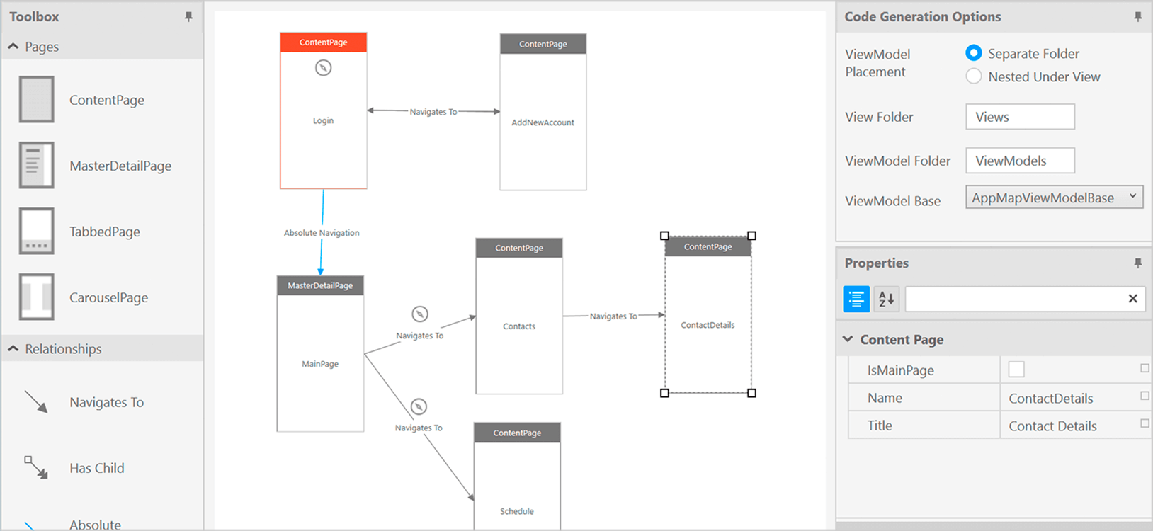 App Map Component – Xamarin | Ultimate UI