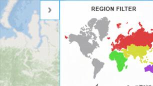 WPF 地震情報