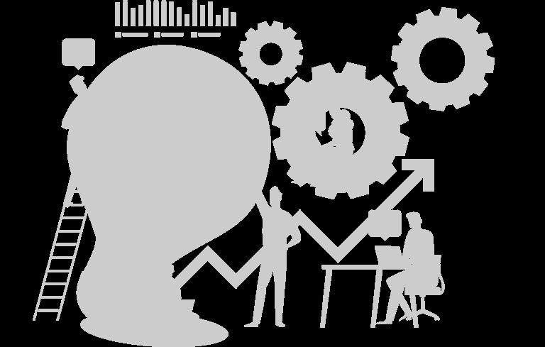 Value of a design system illustration.