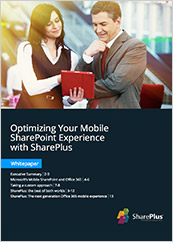 Optimizing Your Mobile SharePoint Experience with SharePlus